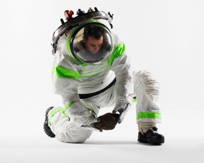 NASA's 2012 Z-1 Spacesuit