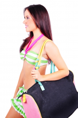Would you wear a 3D printed bikini? (Image courtesy of Gualberto107 / FreeDigitalPhotos.net)
