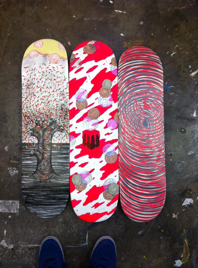 More awesome decks (Courtesy of Andrew Schoultz)