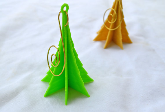 3D printed ornament